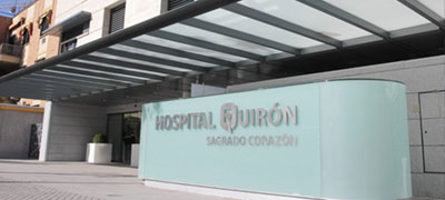 parking hospital sagrado corazon sevilla